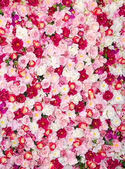 Фотообои DIVINO DECOR B-093 Россыпь цветов 200х270см - фото 15587