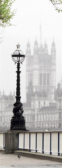 Фотообои DIVINO DECOR C-281 Лондонский фонарь 100х270см - фото 16478