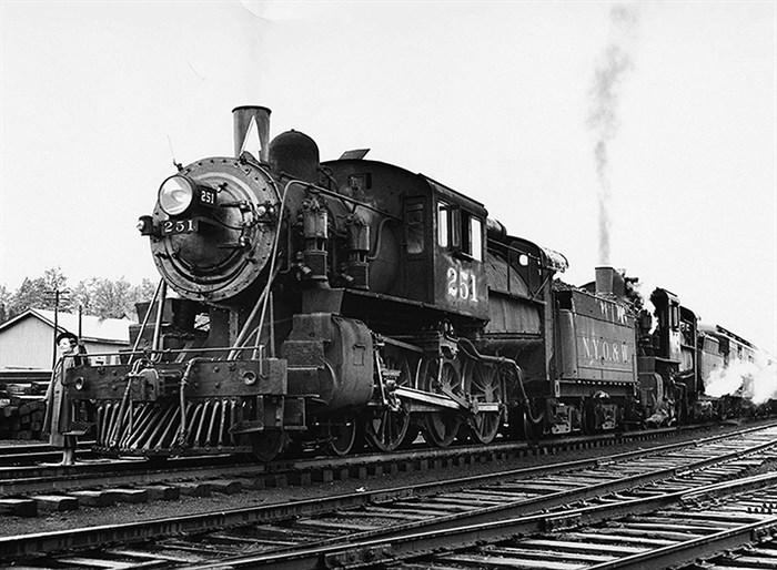 Фотообои DIVINO DECOR C-332 Старинный поезд 200х147см - фото 16604