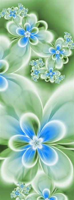 Фотообои DIVINO DECOR C-259 Магические цветы 100х270см - фото 16927