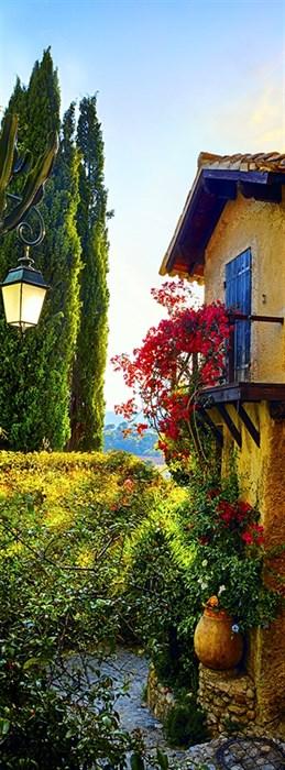Фотообои DIVINO DECOR C-272 Балкон 100х270см - фото 18348