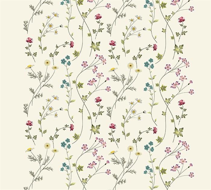 Фотообои DIVINO DECOR D-034 Цветочный орнамент 300х270см - фото 19504