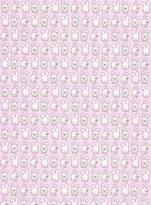 Фотообои DIVINO DECOR C-182 Кролики 200х270см - фото 20243