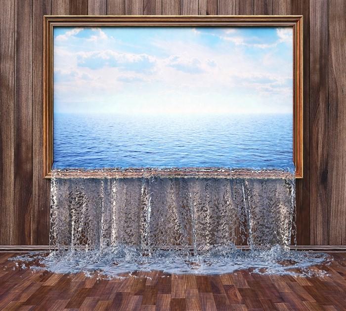 Фотообои DIVINO DECOR H-088 Вода 300х270см - фото 21787