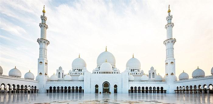 Фотообои DIVINO DECOR C-338 Мечеть шейха Зайда 300х147см - фото 21923