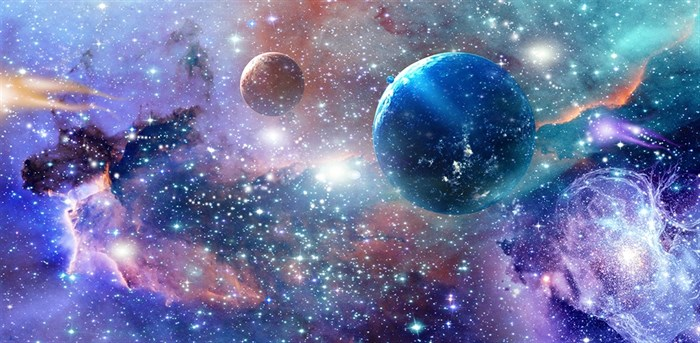 Фотообои DIVINO DECOR K-071 Манящий космос 300х147см - фото 22568
