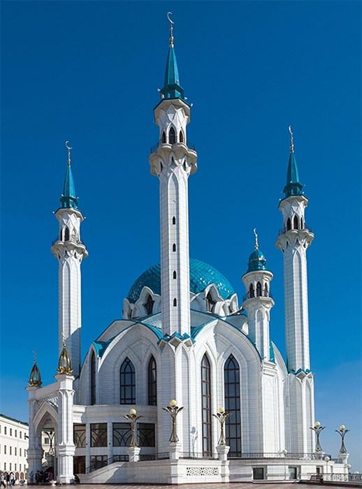 Фотообои DIVINO DECOR C-199 Светлая мечеть 200х270см - фото 23052