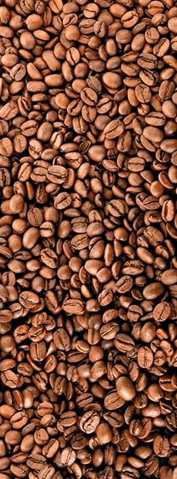 Фотообои DIVINO DECOR C-397 Зерна кофе 100х270см - фото 23115