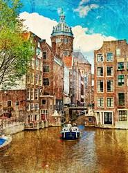 Фотообои DIVINO DECOR A-037 Амстердам 200х238см