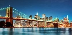 Фотообои DIVINO DECOR A-064 Бруклинский мост 300х147см