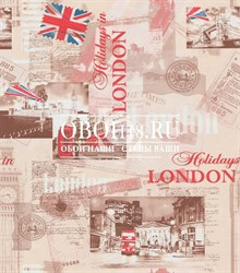 Лондон 221202-1 Обои МОФ