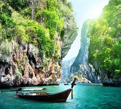 Фотообои DIVINO DECOR A-053 Таиланд 300х238см