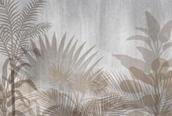Фотообои DIVINO DECOR T-178 Пальмы узор 400х270см