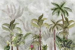 Фотообои DIVINO DECOR T-243 Тропические деревья 400х270см