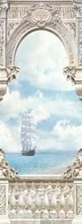 Фотообои DIVINO DECOR T-031 Белые паруса 100х270см
