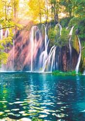 ФОТООБОИ BELLISSIMO B-045 Горный водопад 140х200 см Симфония