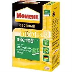 Клей для обоев МОМЕНТ Экстра, 250 гр.