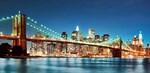 Фотообои DIVINO DECOR A-064 Бруклинский мост 300х147см - фото 11133