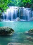 Фотообои DIVINO DECOR A-017 Водопад 200х270см - фото 11584