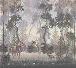 Фотообои DIVINO DECOR T-101 Загадочный лес 300х270см - фото 12794