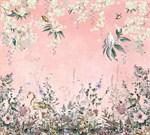 Фотообои DIVINO DECOR T-160 Нежные цветы 300х270см - фото 12812