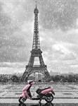 Фотообои DIVINO DECOR B-020 Романтичный Париж 200х270см - фото 15538