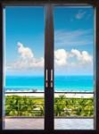 Фотообои DIVINO DECOR B-054  Вид на пляж 200х270см - фото 16369