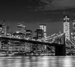 Фотообои DIVINO DECOR C-160 Вид на мост 300х270см - фото 16769