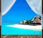 Фотообои DIVINO DECOR C-111 Райский остров 300х270см - фото 16899