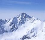 Фотообои DIVINO DECOR C-118 Снежные горы 300х270см - фото 18303