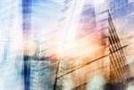 Фотообои DIVINO DECOR D-092 Здания абстракция 400х270см - фото 18708