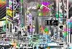 Фотообои DIVINO DECOR D-088 Мегаполис принт 400х270см - фото 19052