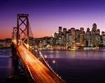 Фотообои DIVINO DECOR C-361 Мост Сан-Франциско 300х238см - фото 19235
