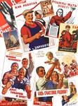 Фотообои DIVINO DECOR D-107 Советские плакаты 200х270см - фото 19648