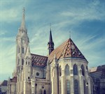 Фотообои DIVINO DECOR C-090 Церковь винтаж 300х270см - фото 19801