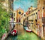 Фотообои DIVINO DECOR C-042 Каналы Венеции 2 300х270см - фото 19918