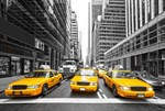Фотообои DIVINO DECOR D-024 Такси 400х270см - фото 20171