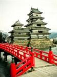Фотообои DIVINO DECOR C-257 Замок Мацумото 200х270см - фото 20641