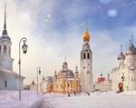 Фотообои DIVINO DECOR C-175 Вологда 300х238см - фото 20678