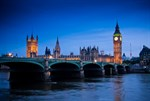 Фотообои DIVINO DECOR E-028 Ночной лондон 400х270см - фото 20785