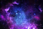 Фотообои DIVINO DECOR E-073 Туманность 400х270см - фото 20911