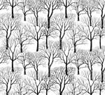 Фотообои DIVINO DECOR E-060 Лес графика 300х270см - фото 21064