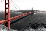 Фотообои DIVINO DECOR E-057 Красный мост 400х270см - фото 21337
