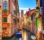 Фотообои DIVINO DECOR C-055 Балконы Венеции 300х270см - фото 21346