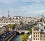 Фотообои DIVINO DECOR C-057 Вид на Париж 300х270см - фото 21364