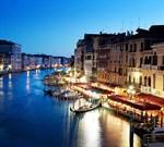Фотообои DIVINO DECOR C-364 Ночная Венеция 300х270см - фото 21463