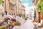 Фотообои DIVINO DECOR H-005 Уютная Венеция 400х270см - фото 21554
