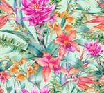 Фотообои DIVINO DECOR H-077 Тропические цветы 300х270см - фото 22102