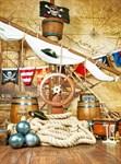 Фотообои DIVINO DECOR H-051 Пиратское логово 200х270см - фото 22223
