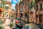 Фотообои DIVINO DECOR K-029 Уютная Венеция 400х270см - фото 22630